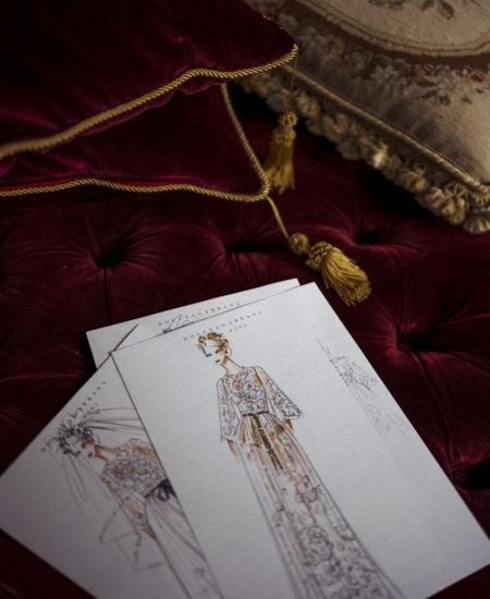 Alta Moda Dolce e Gabbana Bride Dress